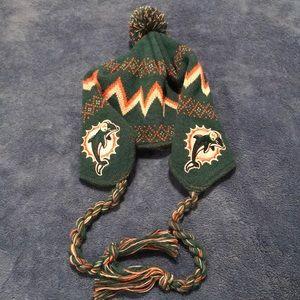 Miami Dolphin Winter Hat
